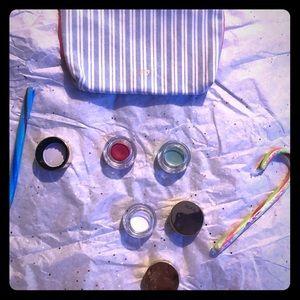 NIB Tarte Amazonian Clay Waterproof Eyeliner Pots